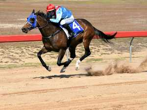 Jockey ruled out of meeting after dramatic sinkhole incident