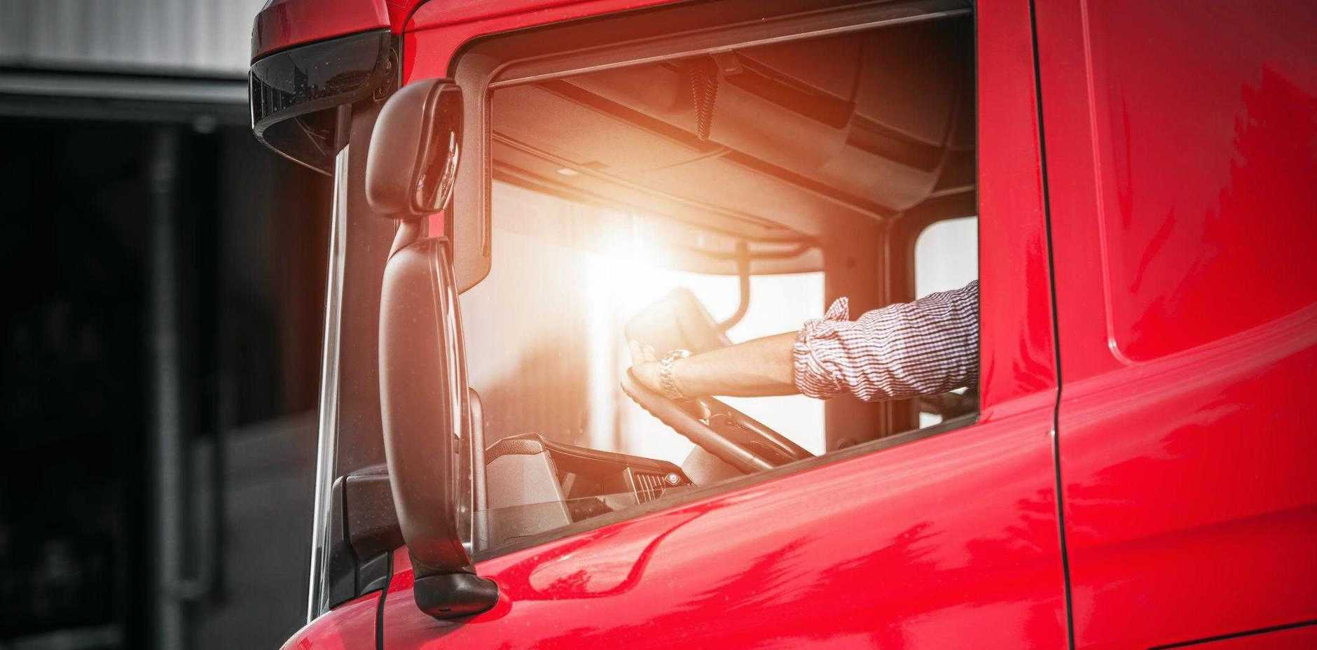 A truck driver's brazen assaults on a young girl happened in the child's home and in his truck as they criss-crossed north Queensland on work trips.