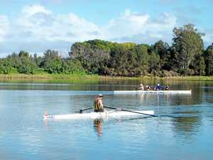 Grafton Rowing Club put in paddles for propellers
