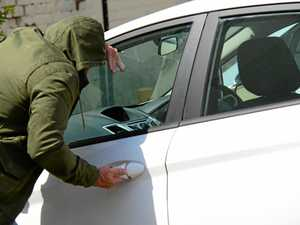 Opportunistic thieves target the region's homes, businesses
