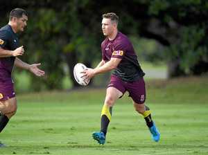 Daunt stars in nail-biting Maroons debut