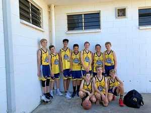 Improving U14 basketball team makes Gladstone proud