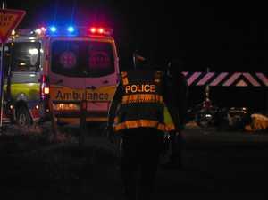 Fatal crash in the Lockyer Valley