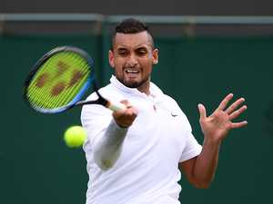 Confident Kyrgios says bring on Nadal