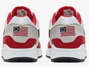 Nike pulls 'Nazi flag' sneakers