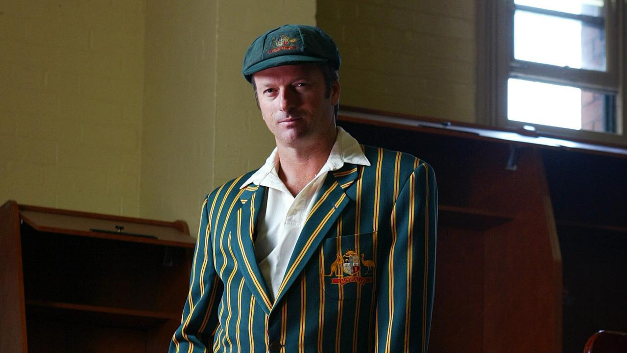 Steve Waugh played 46 Tests against England.