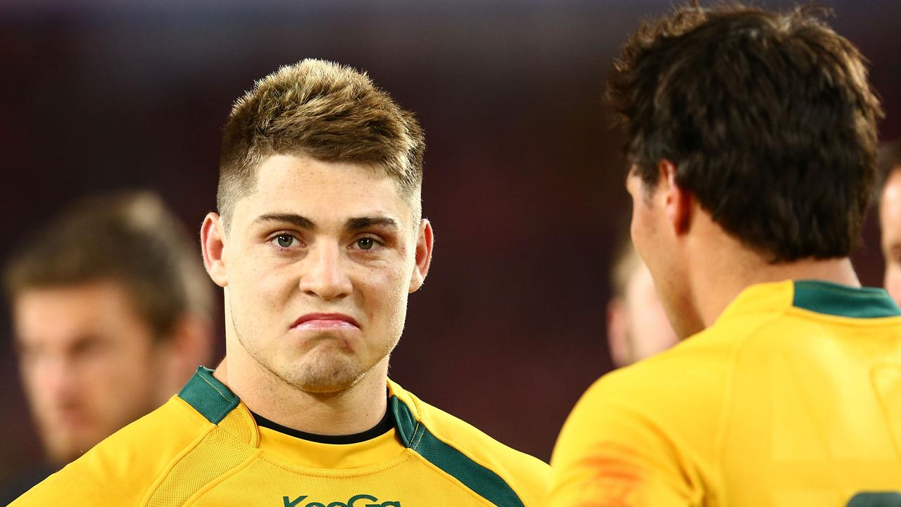 James O'Connor hasn't played for the Wallabies in nearly six years. Picture: Getty