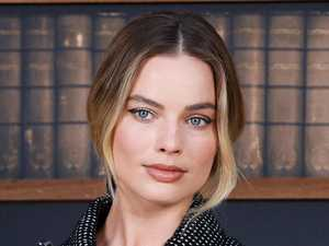 Margot Robbie's eyebrow raising Paris Fashion Week look