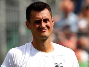 Tomic's 'pathetic' new Wimbledon low