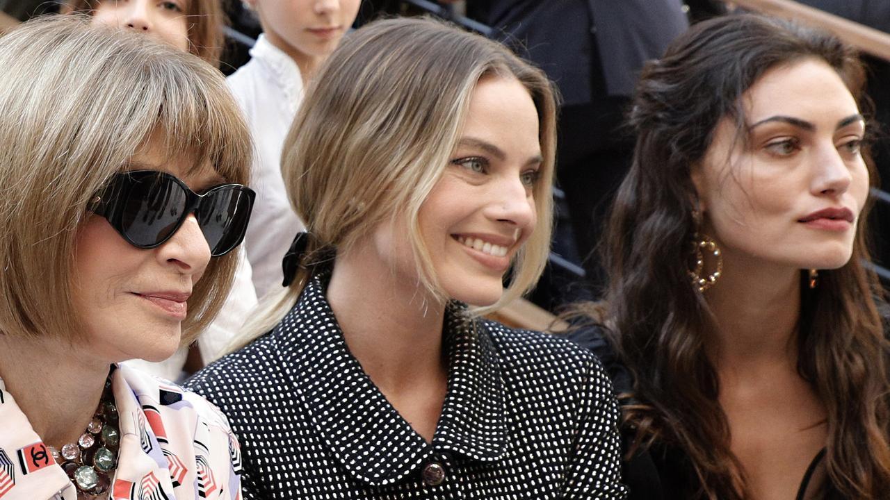 Phoebe Tonkin, Margot Robbie, Anna Wintour