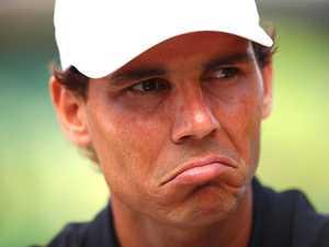 Salty Nadal 'too old' for Kyrgios feud