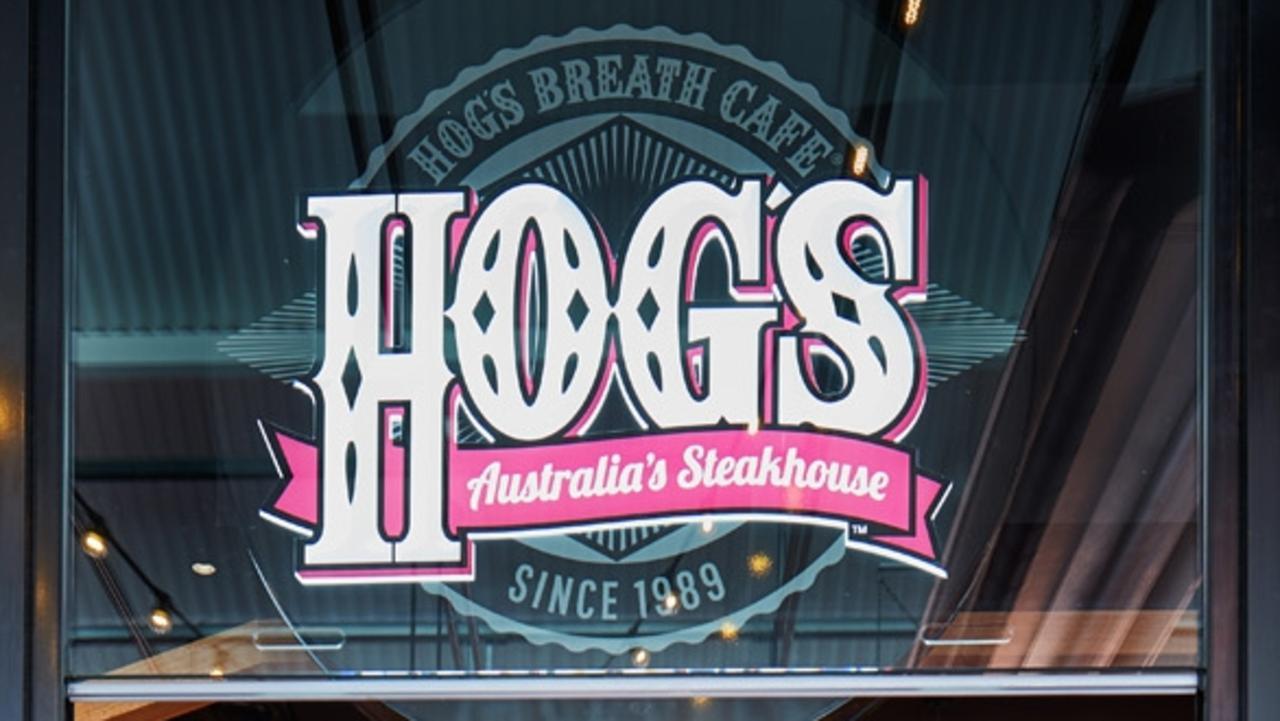 Supplied Editorial Fwd: Hog's Breath generic. Photo: Hog's Breath