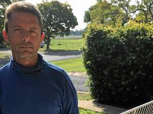 CLOSE CALL: Horse trainer dodges death in horrific fall