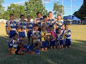 Young Brothers earn silverware