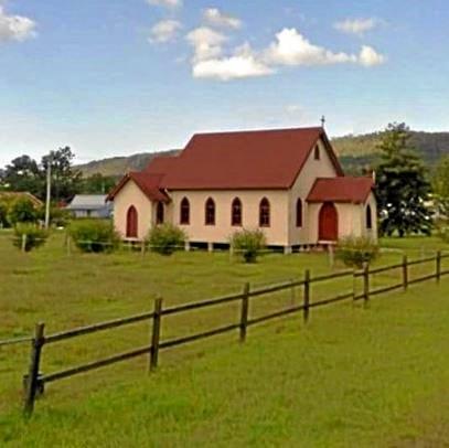 St Paul's Church Glenreagh