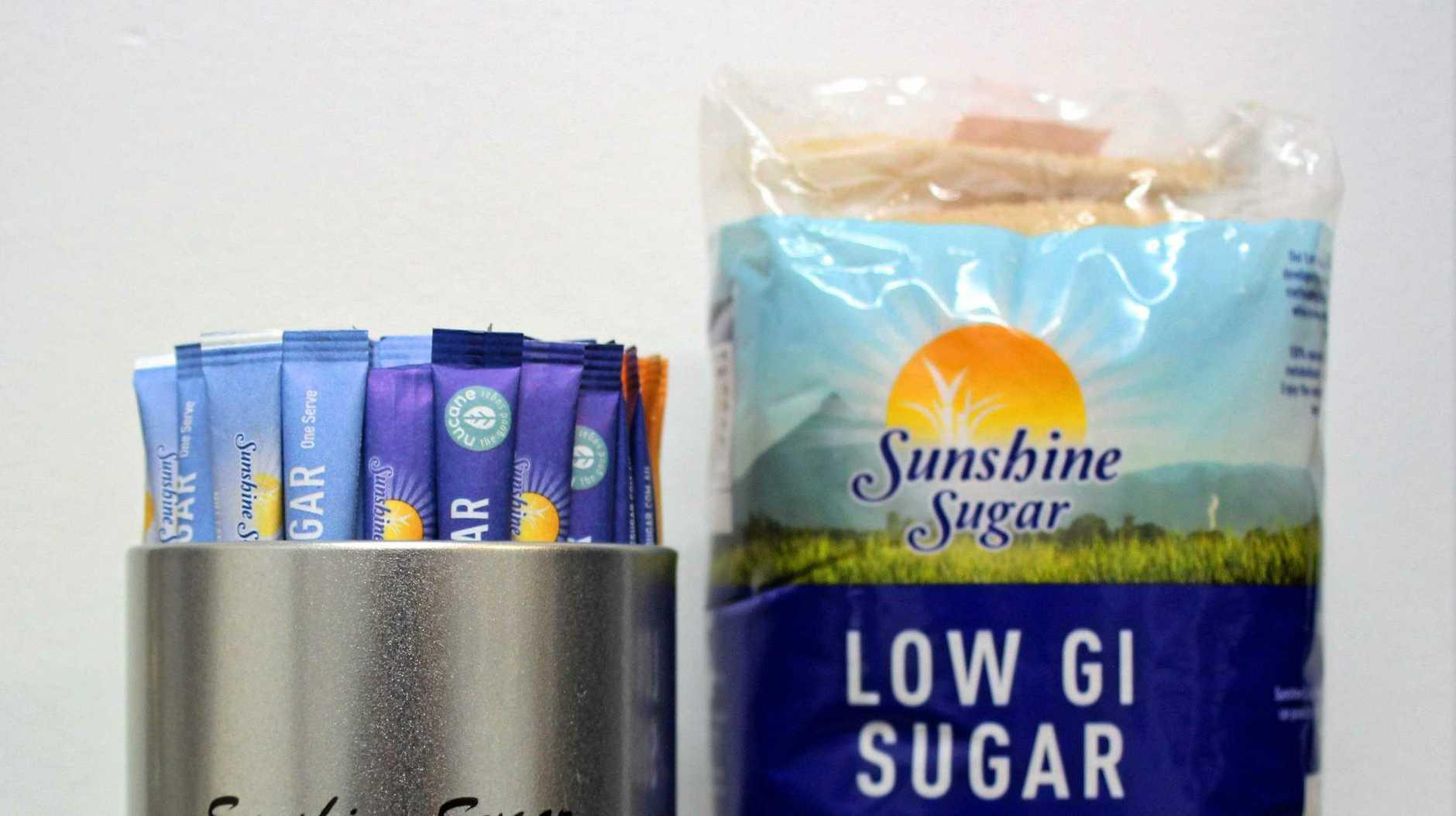 SWEET SENSATION: Sunshine Sugar's Low GI range has been a hit.