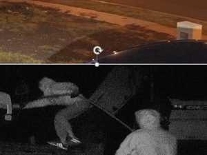 Help police identify pair over 1000L diesel theft