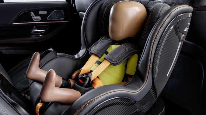 New SUV crowned safest car for kids