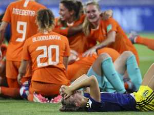 Netherlands expected to be USA roadkill in World Cup final