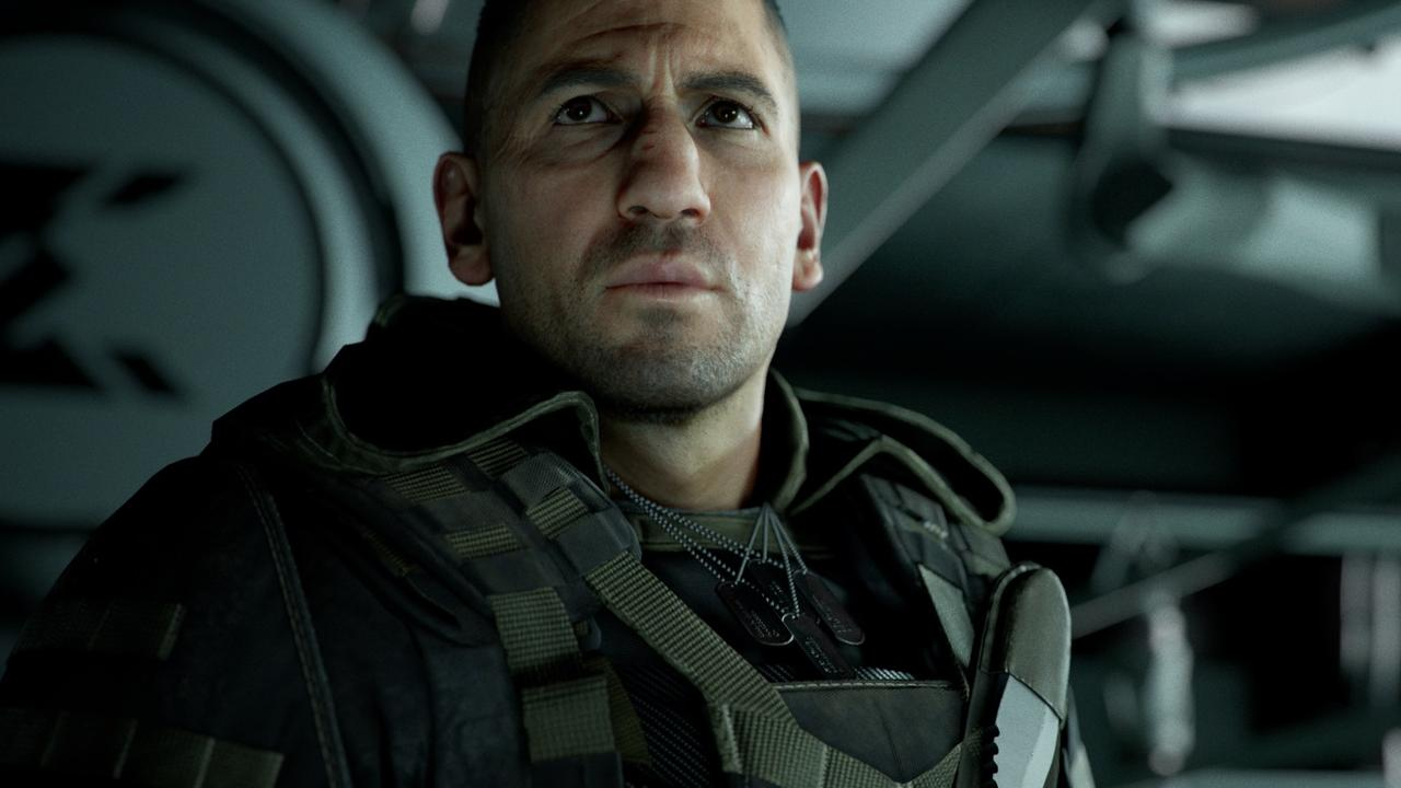 Performing as a digital character in a modern video game has more in common with traditional theatre than film or TV, according to actor Jon Bernthal.