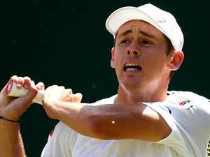 Demon slayed in five-set Wimbledon epic