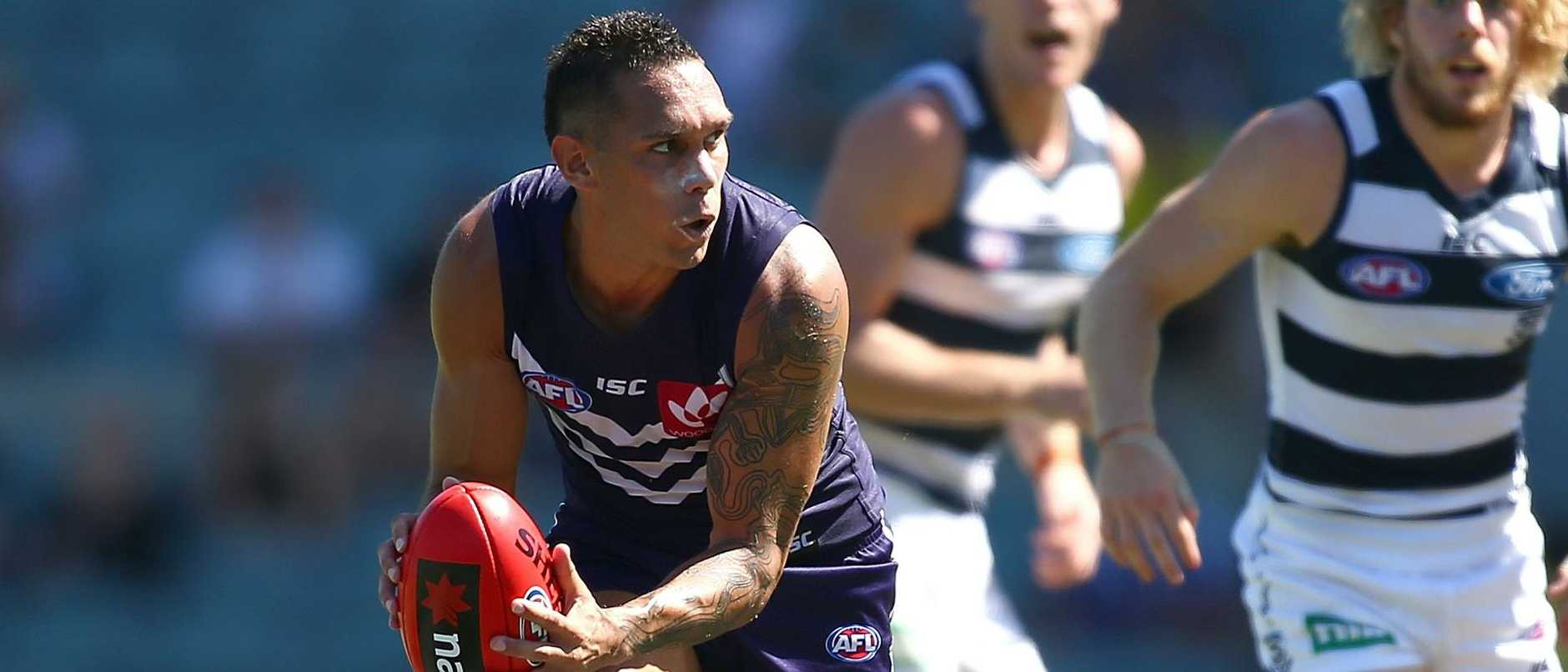 Fremantle v Geelong- 2016 AFL NAB Challenge