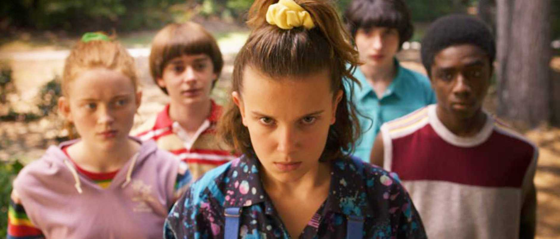 Stranger Things returns after a 20-month break.