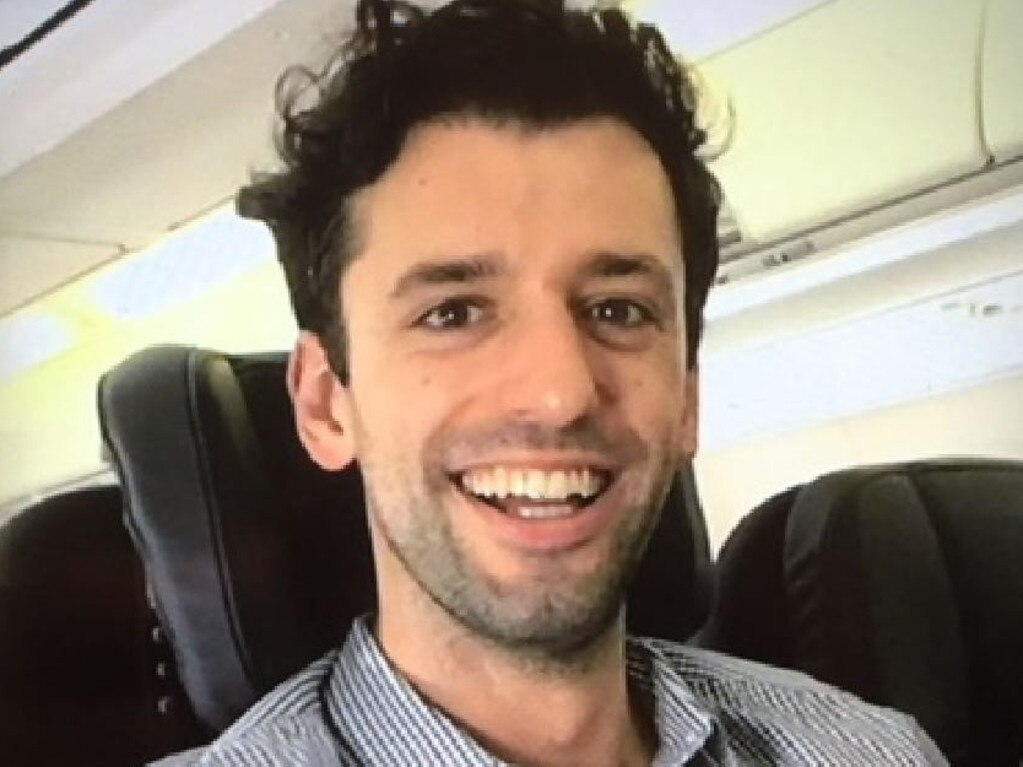 Doctor Daniel Christidis died after being mauled by a shark in Cid Harbour six weeks after the other attacks.