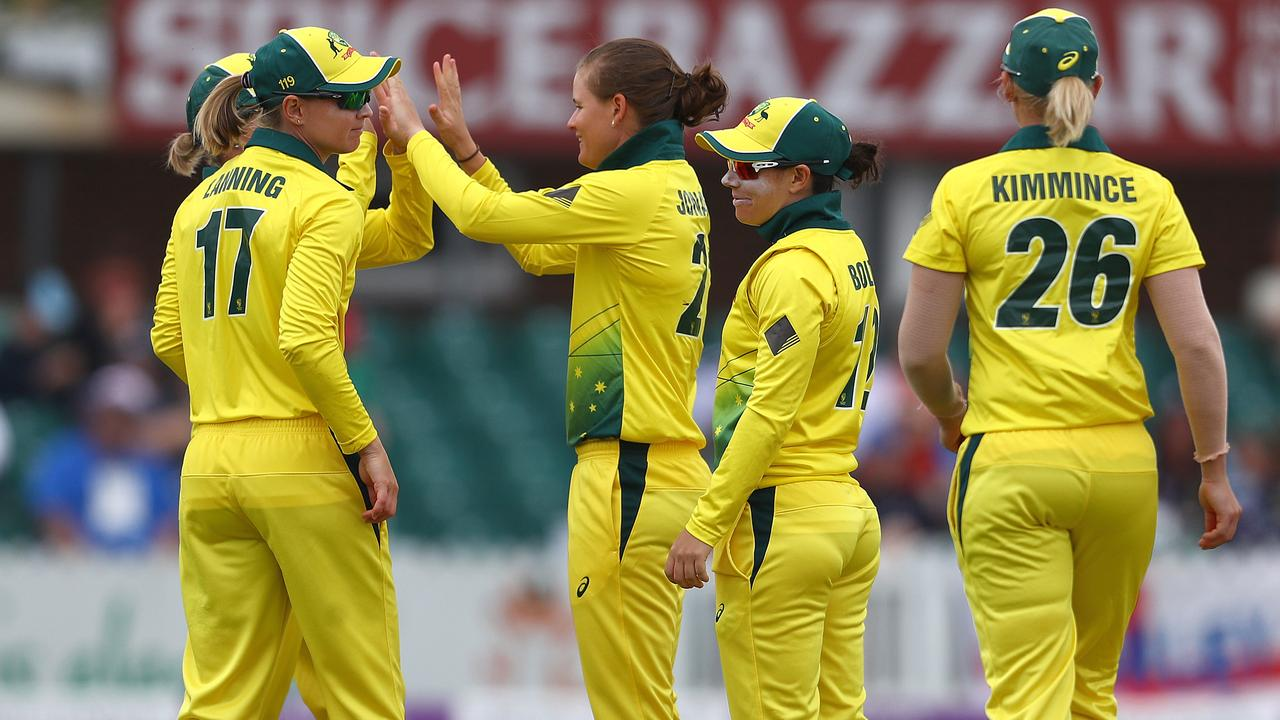 England announce squad for opening Women's Ashes ODI