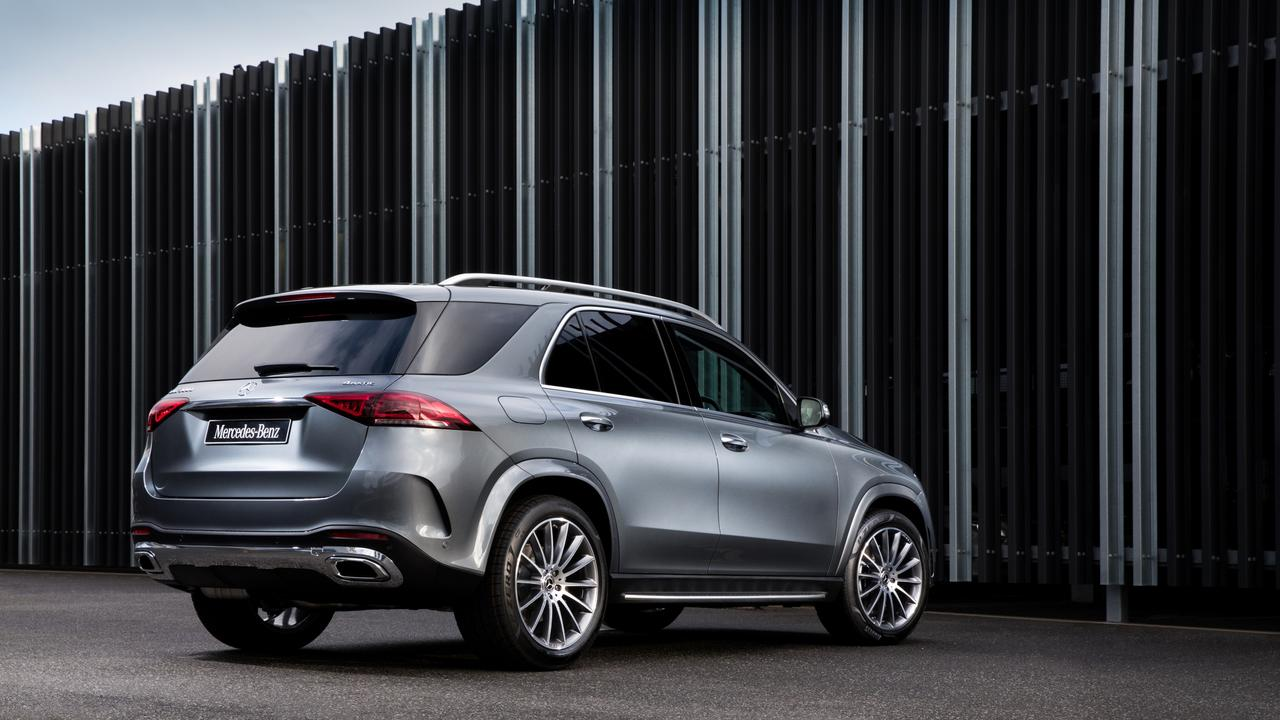 Mercedes-Benz GLE models are fitted with five seats as standard, with seven seats optional.