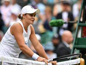 Barty's second brutal Wimbledon snub
