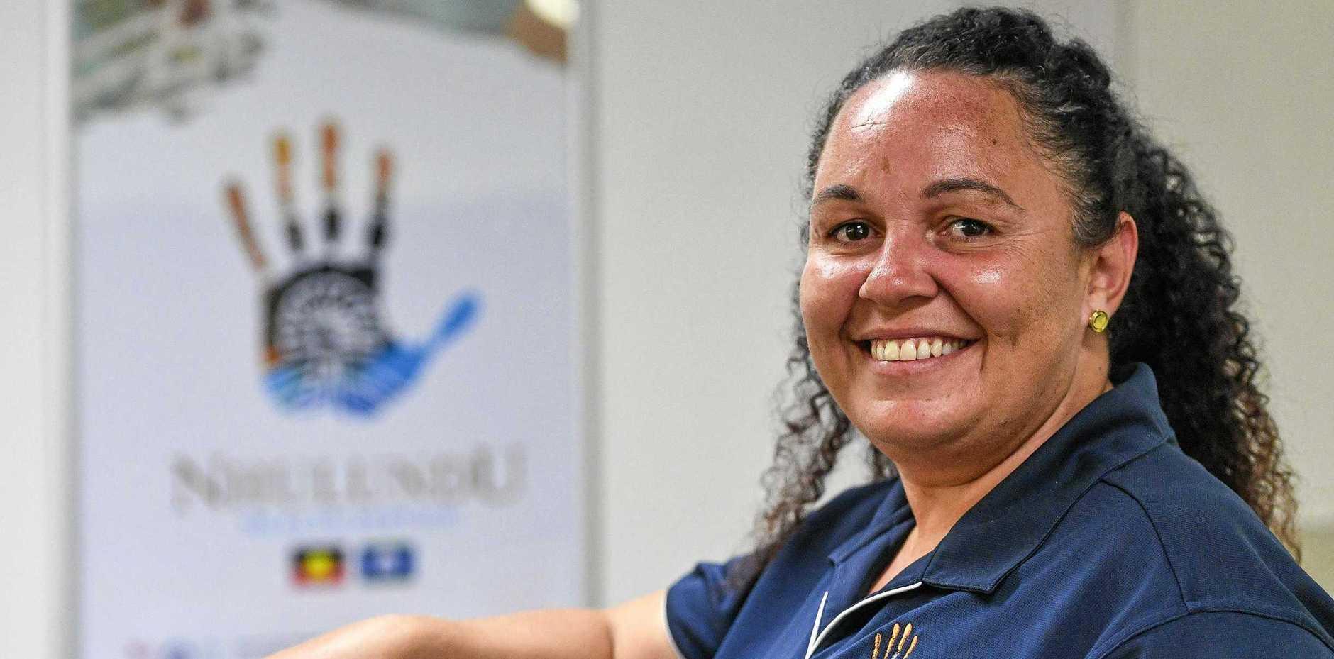 SHOWCASE: Nhulundu Health Service business services co-ordinator Naomi Jackson is looking forward to NAIDOC Week.