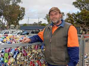 Business saves 6 000,000 bottles, cans from region's dumps