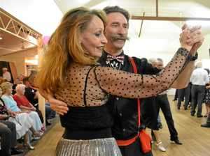 Dancing the night away at Bowenville Annual Ball