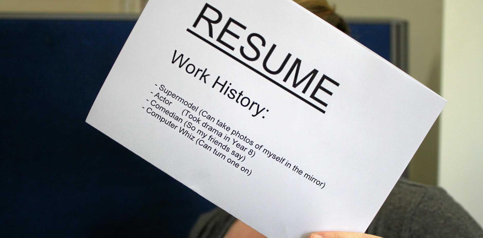 JOBSJOBSJOBS: 21 jobs going in Warwick right now.