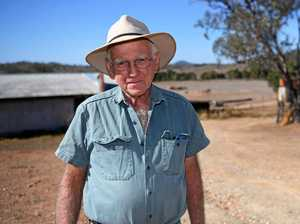 Meet the 83yo Marmor grazier who's been hit 10 times by levy