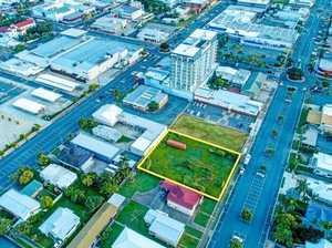 Prime slice of Mackay CBD land ready for development
