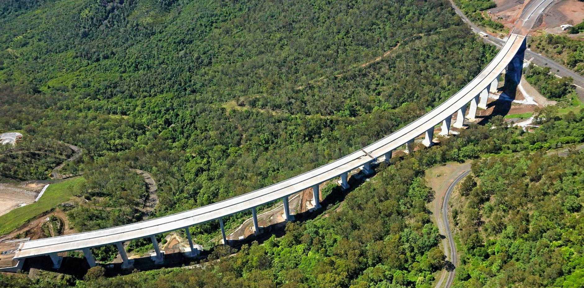 Nexus. Toowoomba Second Range Crossing.