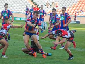 Young player fulfills lifelong dream with NRL debut