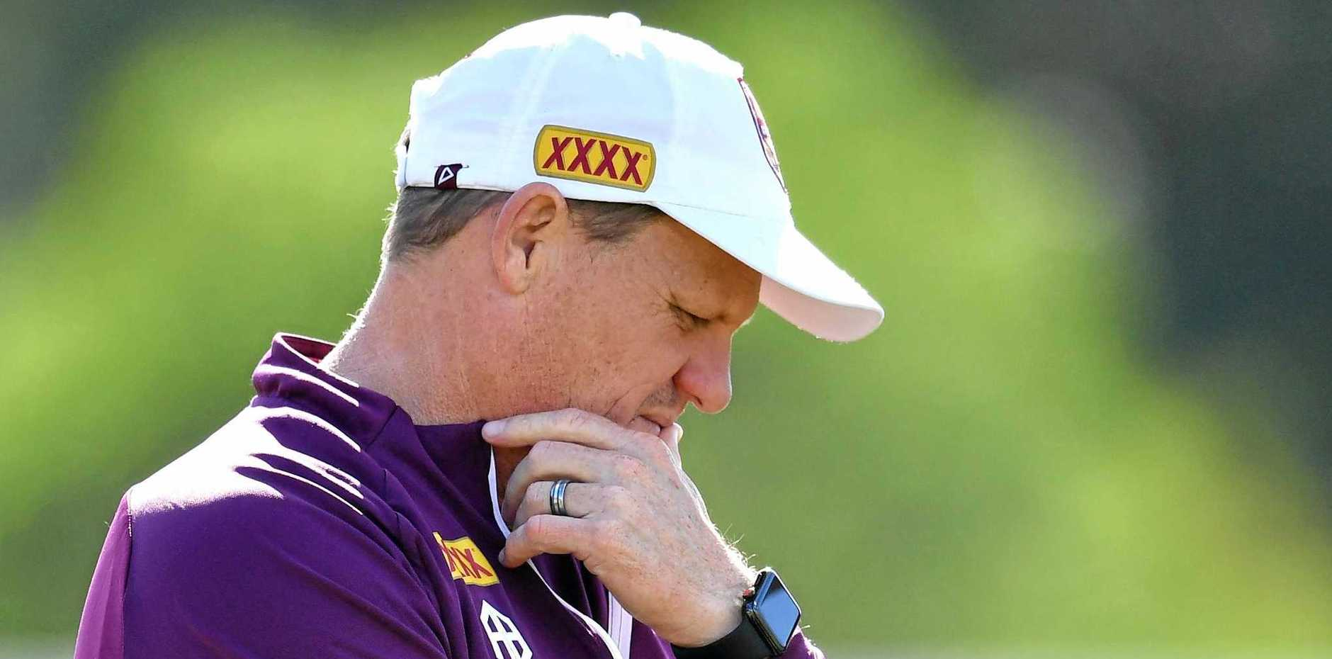 Speculation continues around Kevin Walters' coaching future.  (AAP Image/Darren England)