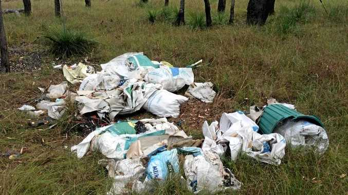 RUBBISH REMOVED: Illegal dumping targeted across region