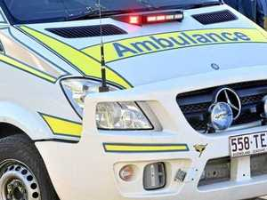Two people injured after truck and car crash north of Gympie