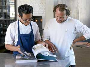 Indigenous ingredients on menu in award-winning cookbook
