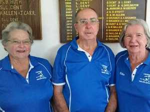 Easy win for Palmer in indoor bowls