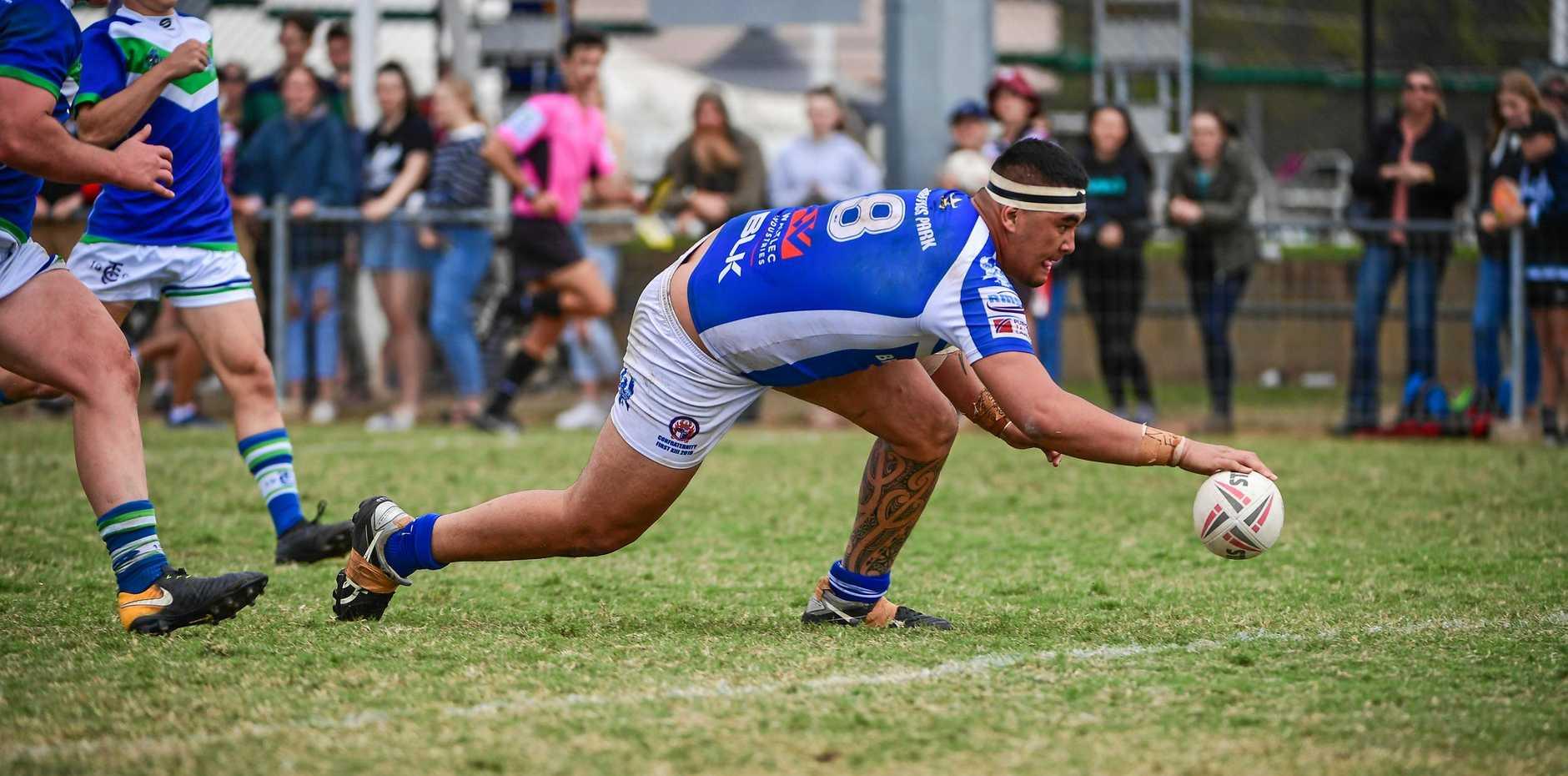 Kaelin KereKere scores - Ignatius Park College, Townsville
