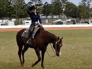 Riding high in Gatton horse show