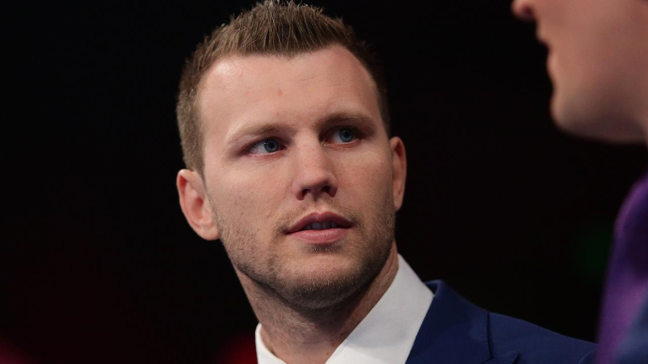 Jeff Horn says his power will win nthrough in a tough battle.