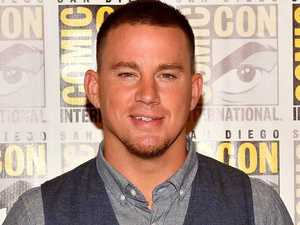 Stalker hid in Channing's home for days