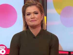 TV hosts in tears over shock departure