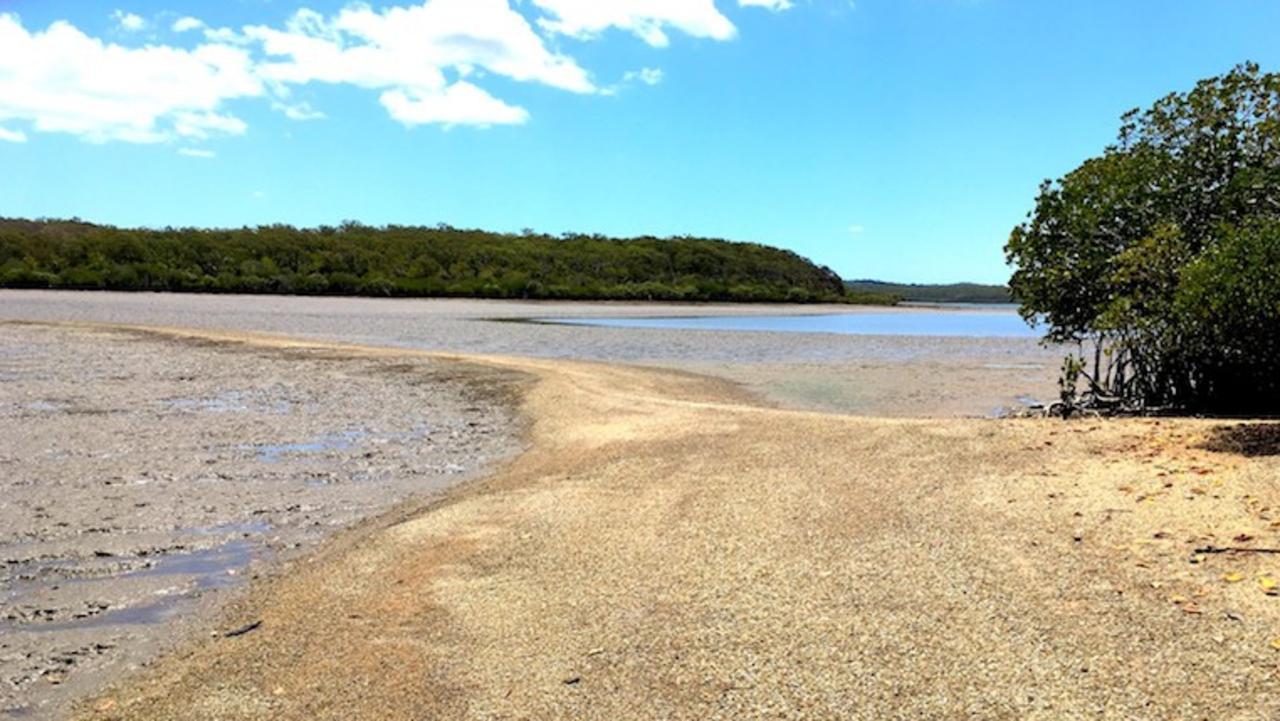 Worthington Island has hit the market for $385,000 — one of the cheapest islands to hit the market in Australia.